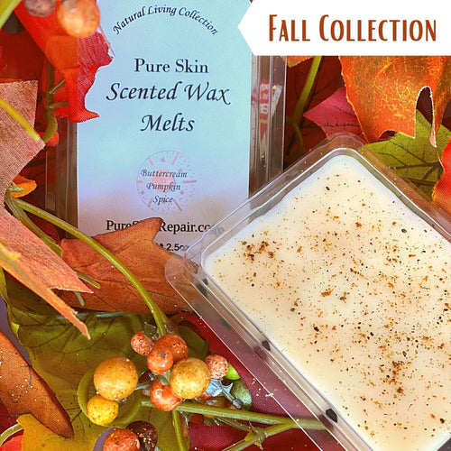 Pure Skin Pumpkin Buttercream Spice Scented Wax Melts