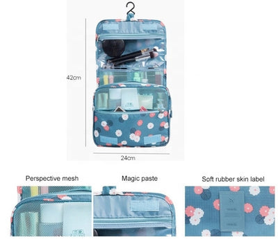 waterproof toiletry bag, hanging toiletry bag, waterproof hanging travel toiletry bag, womens toiletry bag, large toiletry bag with compartments, women's waterproof toiletry bag, shop waterproof toiletry bag, travel toiletry bags, gym toiletry bag, best travel toiletry bag womens, hanging waterproof toiletry, makeup, gym bag, floral design bags, floral bags, floral makeup bags, floral design cosmetic bags, shop waterproof bags, waterproof travel bags, hanging bags for travel, cute toiletry bags,