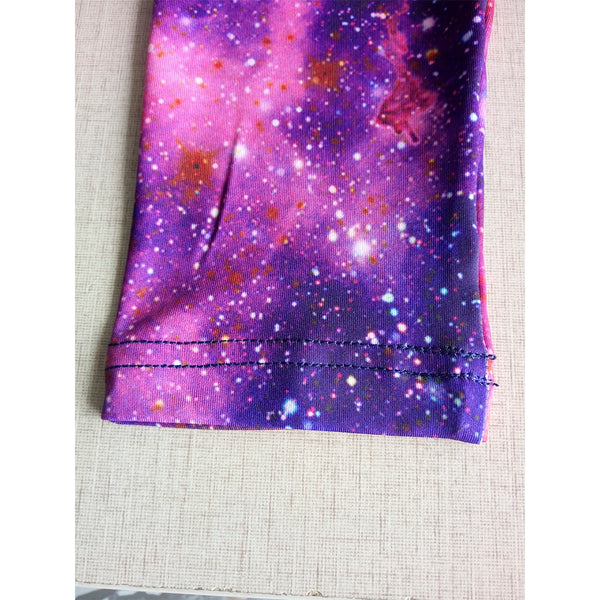 3D Print Galaxy Leggings for Women