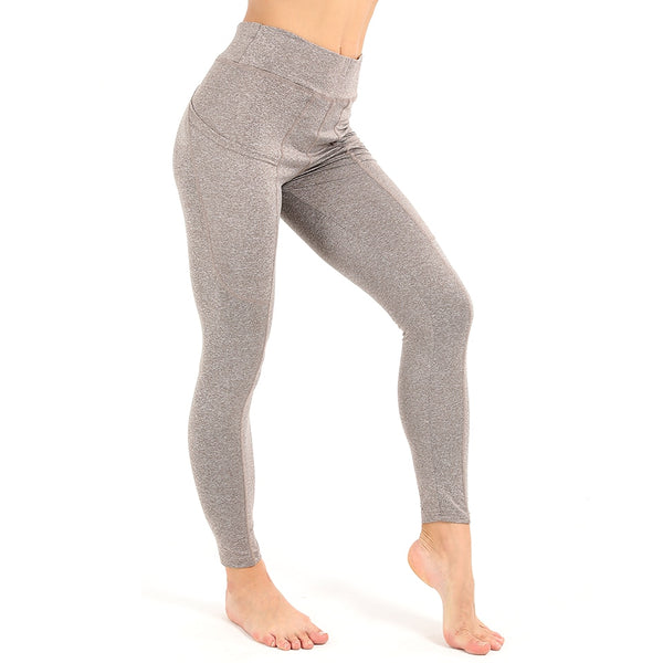 Women Sexy Butt Lifting Yoga Legging with Pockets