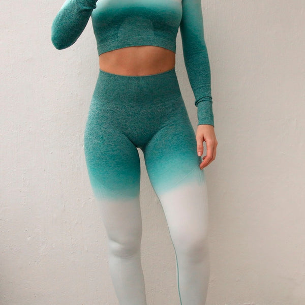 Women Seamless Sports & Fitness Leggings