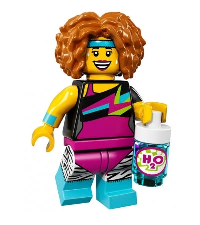 Lego Minifigures Series 17 - Dance Instructor