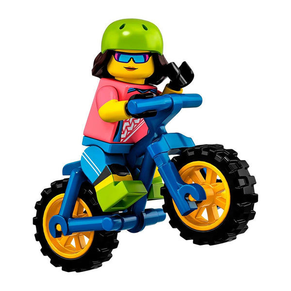 Lego Minifigures Series 19 - Mountain Biker