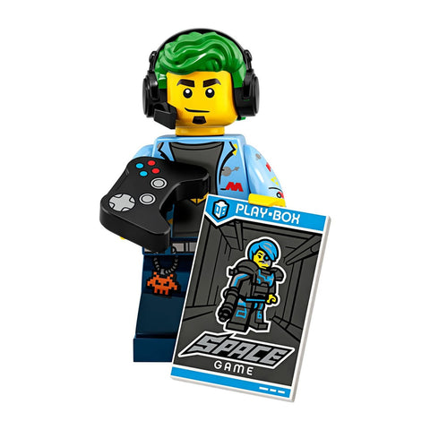 Lego Minifigures Series 19 - Video Game Champ