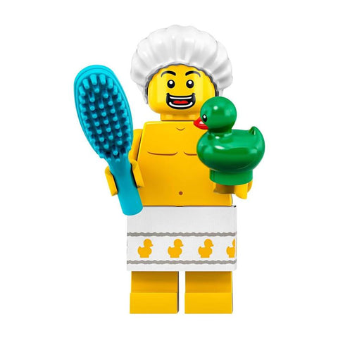 Lego Series 19 Minifigures - Shower Guy