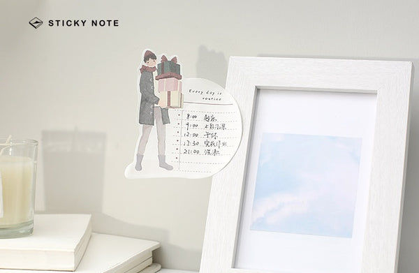 A Person's Life [Gifts] Sticky Notes