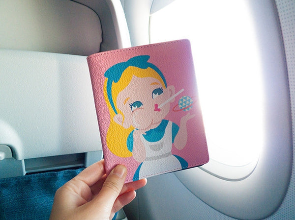 Alice Passport Cover By Bentoy
