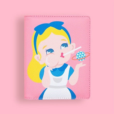 Princess Alice Passport Cover By Bentoy