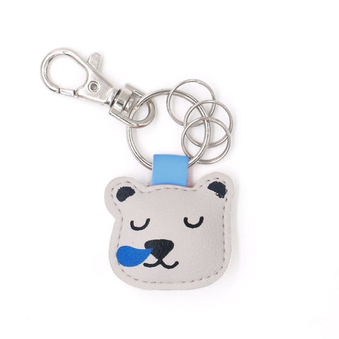 Animal Bear Key Chain By U-Pick