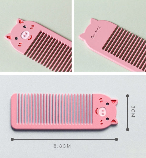 Small Pocket Animal Comb By U-Pick