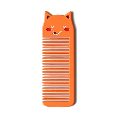 Small Pocket [Fox] Animal Comb By U-Pick