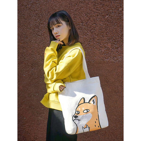 Swag Animal Tote Bag By 小野 (Xao Ye)