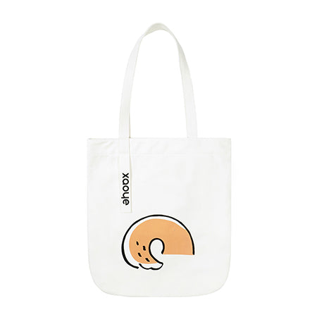Swag Animal Fox Tote Bag By 小野 Xaoye
