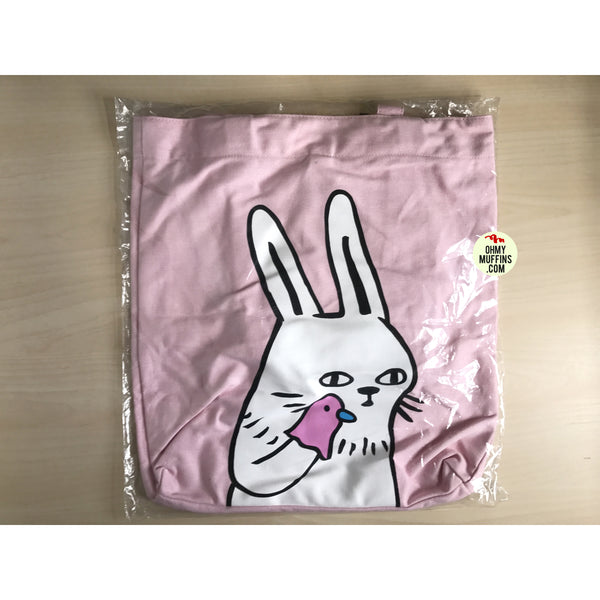 Swag Animal Rabbit Tote Bag By 小野 Xaoye