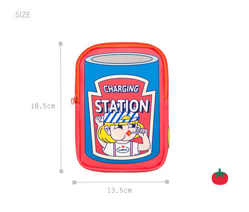 Charging Station Pouch By Bentoy