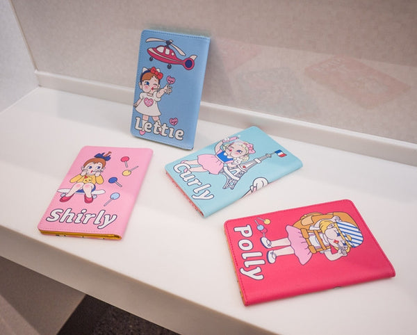 Girls Passport Cover By Bentoy