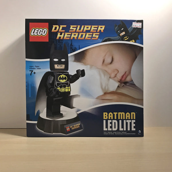 Lego DC Super Heroes Batman Touch + Nite Lite (Night Light)