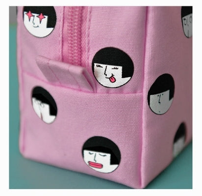 Big [Girl] Box Pouch By Kiitos Life