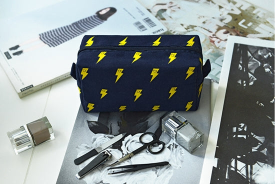 Big Lightning Box Pouch By Kiitos Life