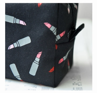 Big Lipstick Box Pouch By Kiitos Life