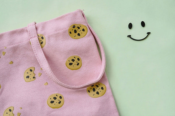Biscuit Fun Food Sling Bag by 小野 (Xao Ye)