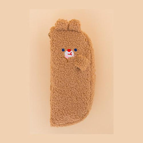 Bobo [Brown Bear] Pencil Case By Milkjoy