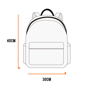 Boy Hood Backpack By YIZI