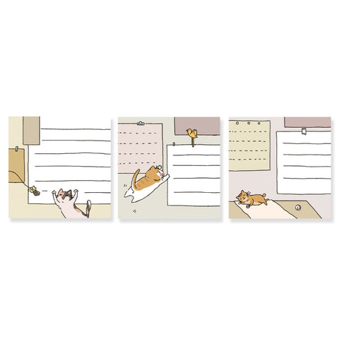Cartoon [Cat] Notepad