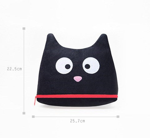 Cat Face Pouch