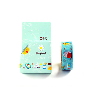 The Cat Partners Washi Tape