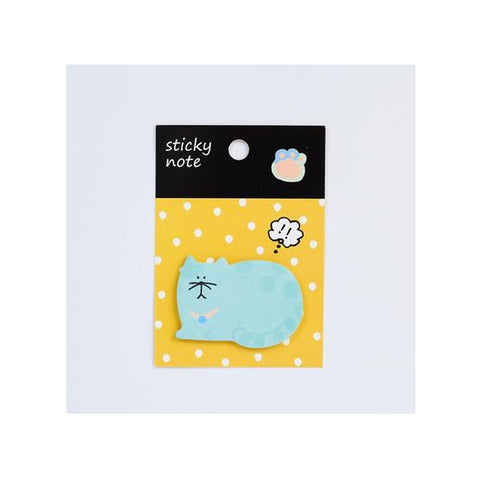 [Clearance Sale] Cat [Cat 1] Sticky Notes