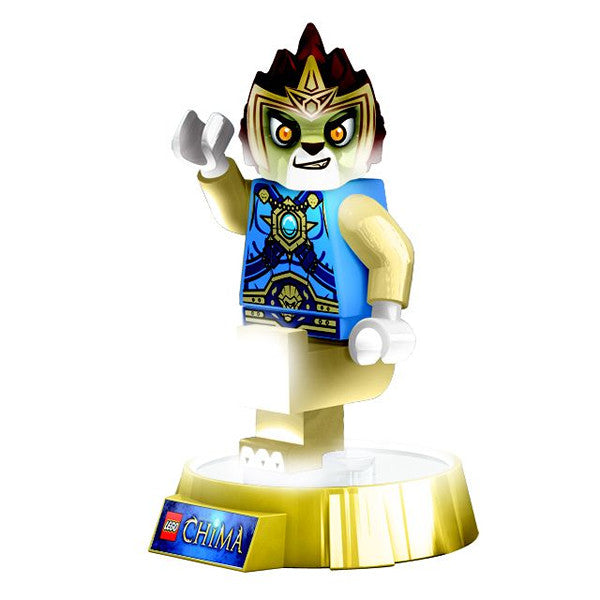 Lego Chima Laval's Fire Lion Touch + Nite Lite (Night Light)