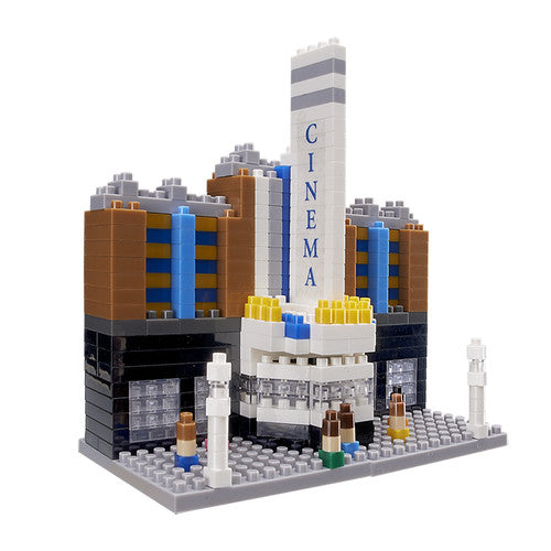 Cinema - Tico Bricks