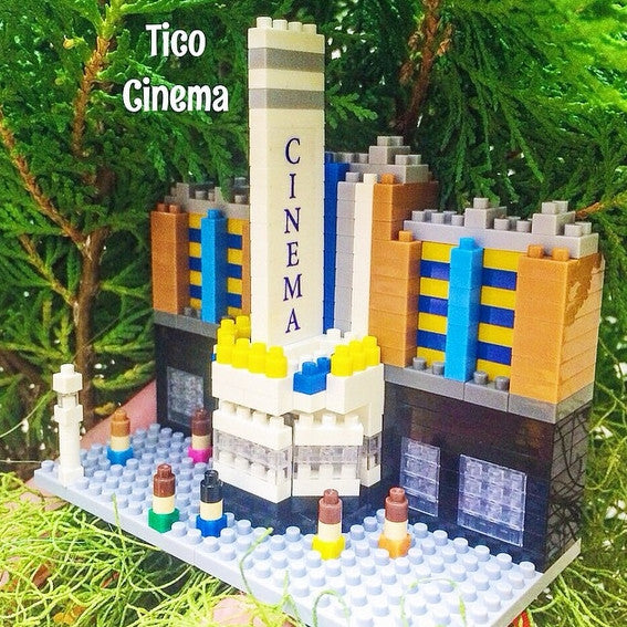 TICO Brick Cinema