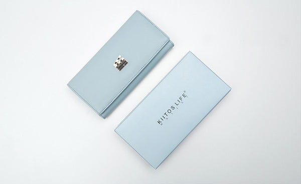 Classic Long Wallet By Kiitos Life
