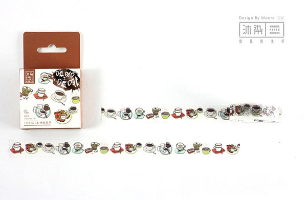 Coffee Washi Tape