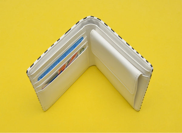 Colour Story Short Wallet By YIZI