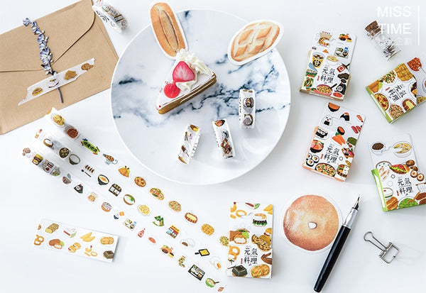 Night Market Cuisine Washi Tape