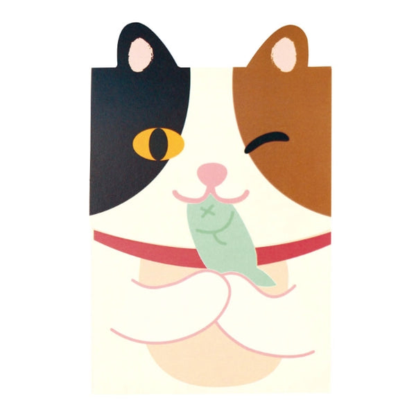 Cute Animals Fish Cat Red Packets By U-Pick
