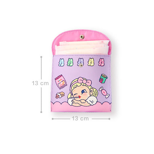 Cutie Girl [Corgi Butt] Sanitary Holder Pouch By Milkjoy