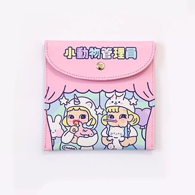 Cutie Girl Pet Shop Sanitary Holder Pouch By Milkjoy