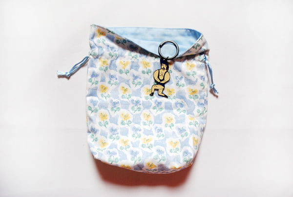 [Blueee] Drawstring Pouch