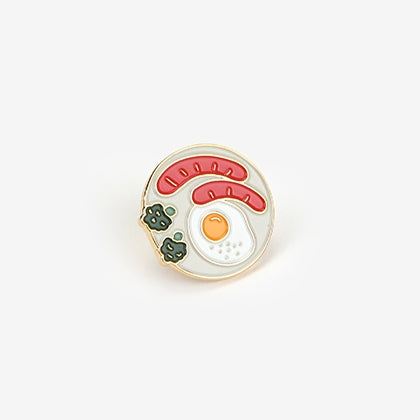 Daily Badge [Good Morning] Pin By Dailylike