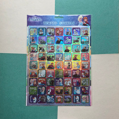 Disney Frozen Big Reward Stickers