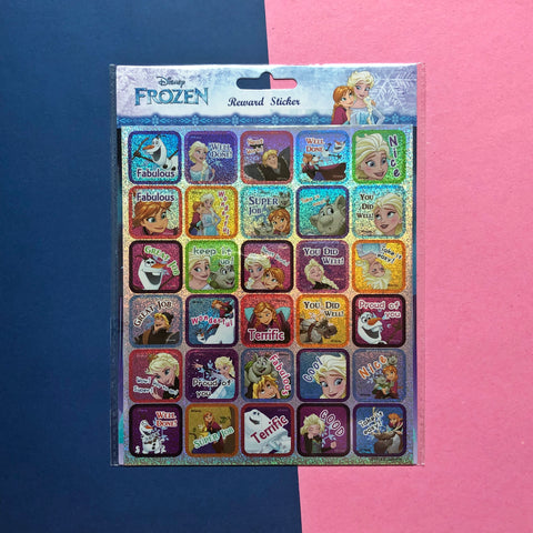 Disney Frozen Small Reward Stickers