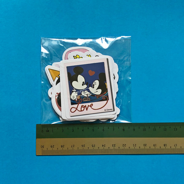 Disney Mickey Mouse Flake Stickers