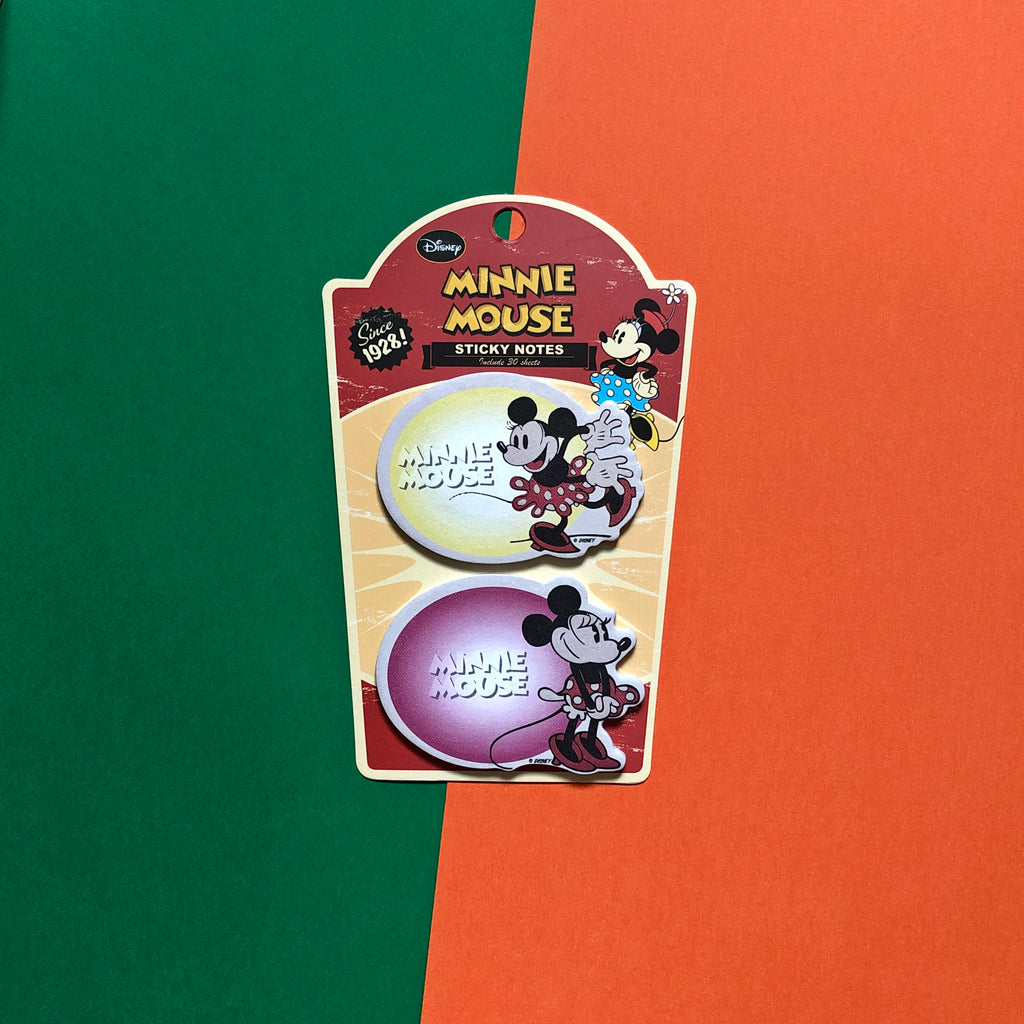 Disney Minnie Mouse Sticky Notes