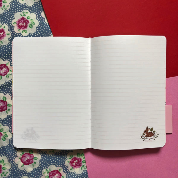 Disney Princess Pink Planner Book