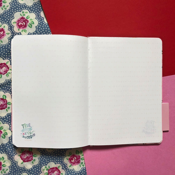 Disney Princess Blue Planner Book & Pen Set