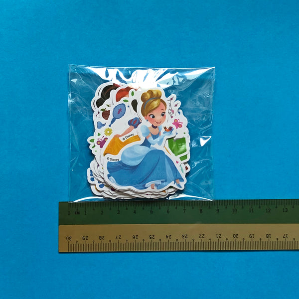 Disney Princess Flake Stickers